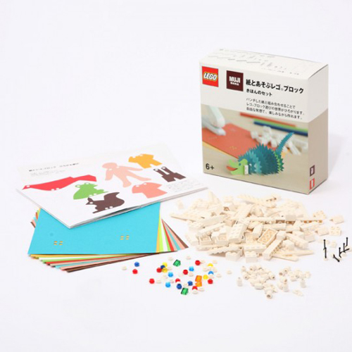MUJI & LEGO in art  Category