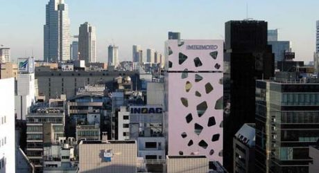 Mikimoto Building in Tokyo by Toyo Ito & Associates