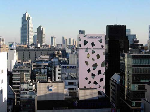 Mikimoto Building in Tokyo by Toyo Ito & Associates