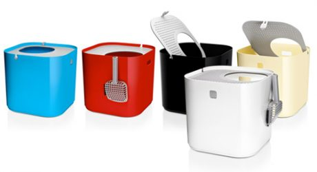 ModProducts Giveaway: The ModKat Litter Box Reminder