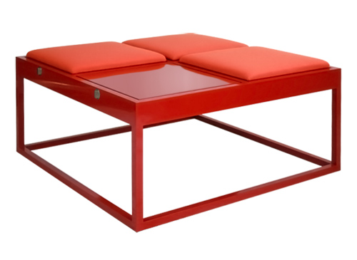 Objeti Launches with Aerialist Table Collection in main home furnishings  Category