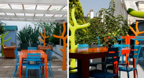 Designs to Cheer Up Patios This Winter