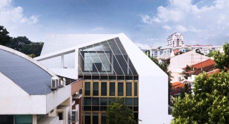 POW House in Singapore by Formwerkz