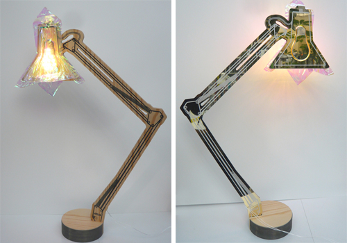 Ravioli Lamp by Toshihito Okura in main home furnishings  Category