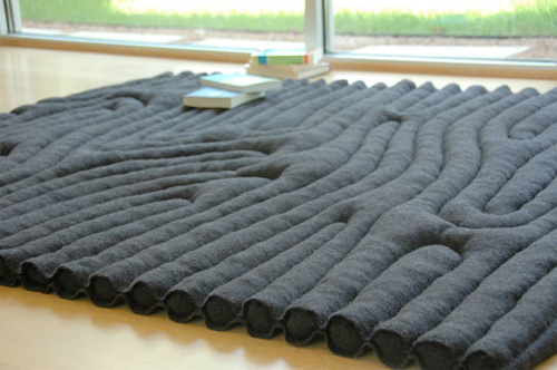 Redeploy Rug by Rebekah Rauser in home furnishings  Category