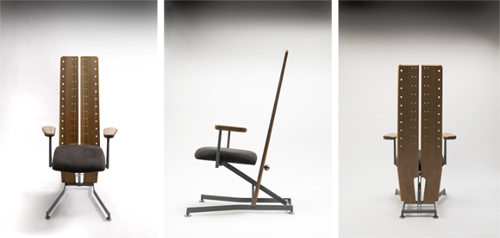 RW Chair by Mike Dye