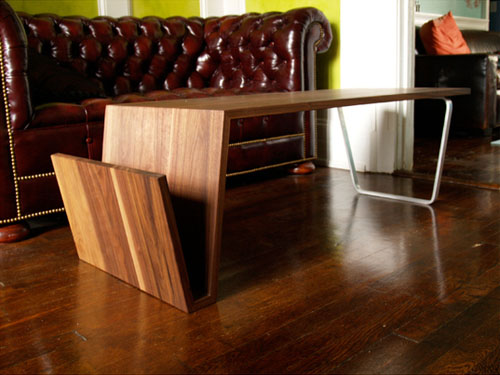 Squareroot Table by Josh Tuminella