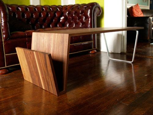 Squareroot Table by Josh Tuminella