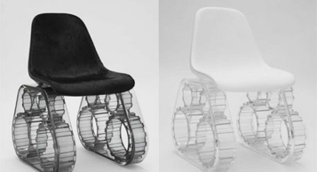 Tank Chair by Pharrell Williams