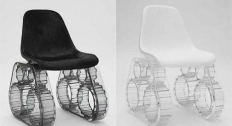 Tank Chair by Pharrell Williams