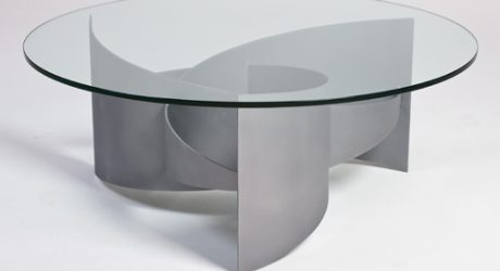 Toxic II Table by Oliver Haddon