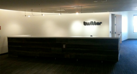 Twitter's New Headquarters