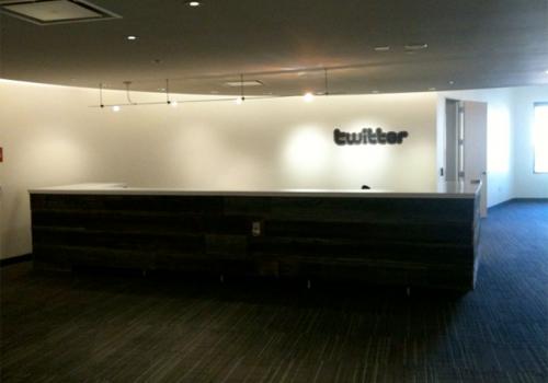 Twitter's New Headquarters