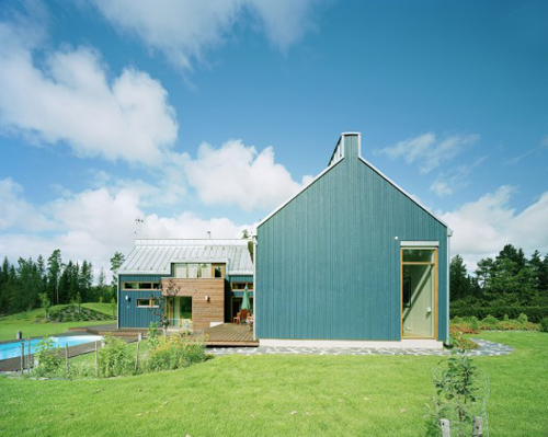 House Ulve in Finland by Lassila Hirvilammi Architects