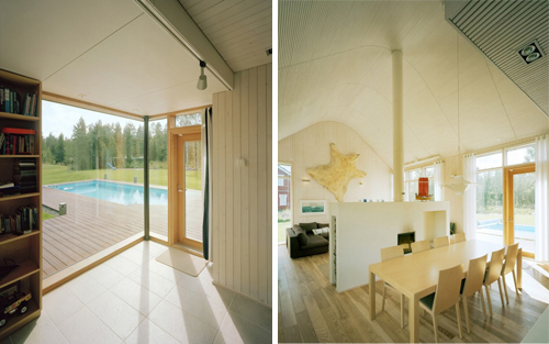 House Ulve in Finland by Lassila Hirvilammi Architects in main architecture  Category
