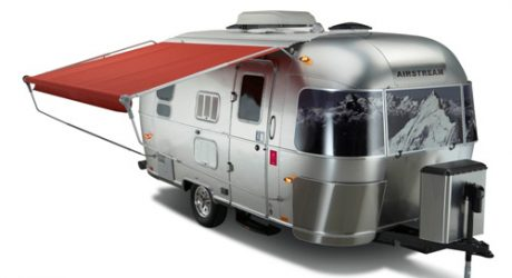Airstream Victorinox and Serenity Trailers