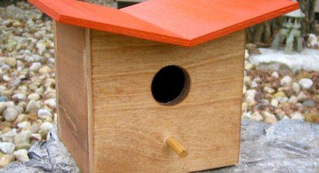 Atomic Birdhouses