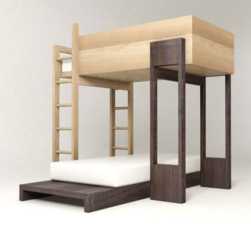 Magnificent Modern Bunk Beds 500 x 455 · 132 kB · png