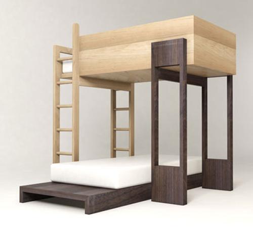 PLUUNK Bunk Beds