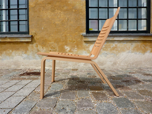 Channel Chair by Patricio D. Andrade in home furnishings  Category
