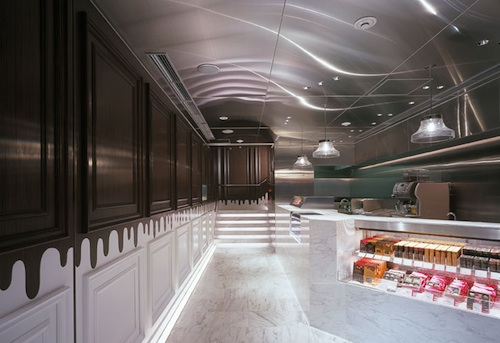 Chocoiste by Wonderwall in main interior design  Category