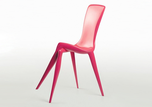 Crossed Legged Chair by Vladimir Tsesler in home furnishings  Category