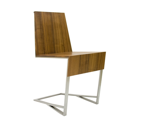 Elements Chair by Frank Cresencia