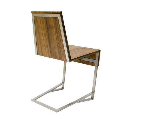 Elements Chair by Frank Cresencia in home furnishings  Category