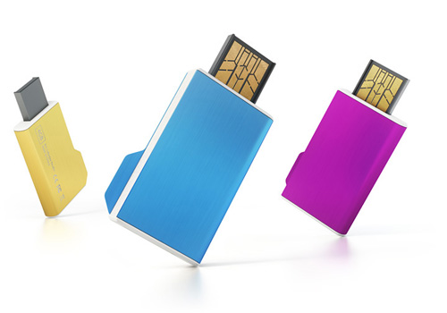 Folderix Flash Drive