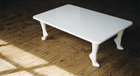 Footsie Coffee Table by Designers Anonymous