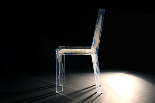 Ghost Chair by Drift in main home furnishings  Category