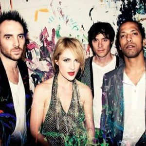 The Beat Boxed: Metric