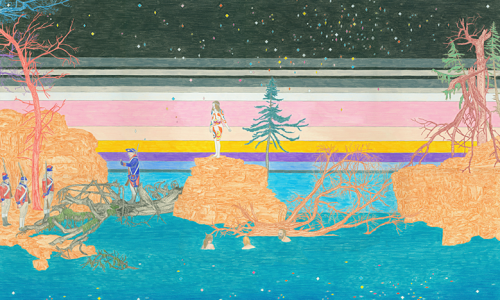 Michael Krueger in main art  Category