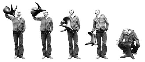 My Deer by Jeroen Wesselink Vormgeving
