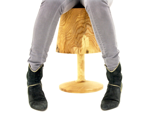 This Not A Lamp Stool by Florian Kallus in main home furnishings  Category