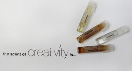 The Scent of Creativity by Vivian Chun-Yen Wang