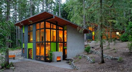 Schell-Wheeler House in Washington by Johnston Architects