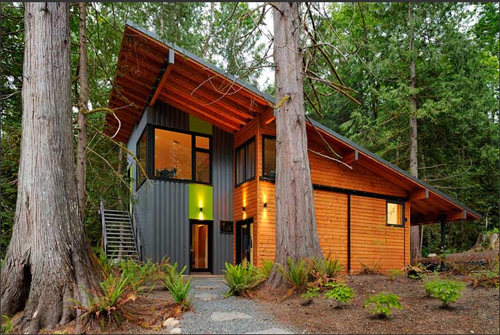 Schell Wheeler House in Washington by Johnston Architects in main architecture  Category