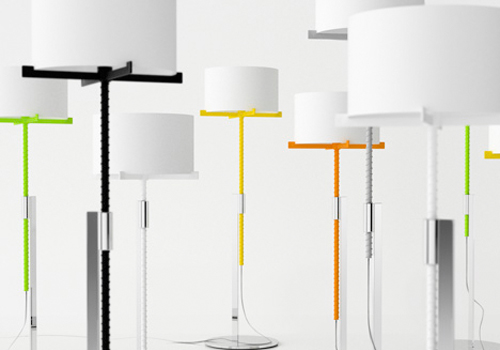Screw Me Lamp by Jonathan Rowell in home furnishings  Category