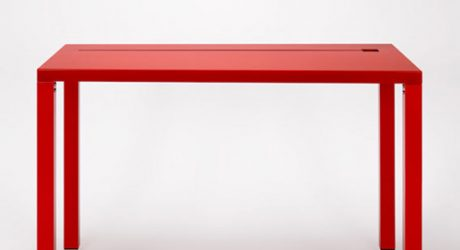 Slot Desk by Jennifer Newman