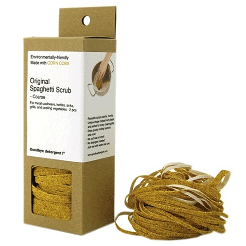 Spaghetti Scrub by Goodbye Detergent! in technology  Category