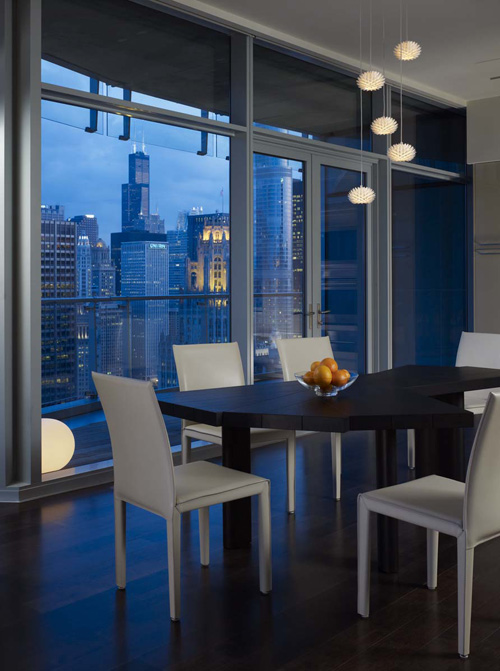 Streeterville Condo in Illinois by Eastlake Studio in main interior design architecture  Category