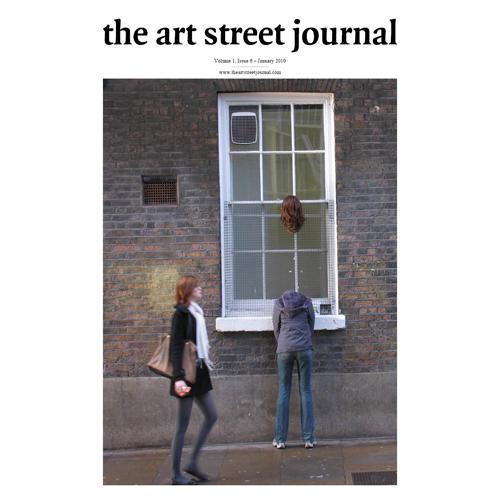 The Art Street Journal in main art  Category