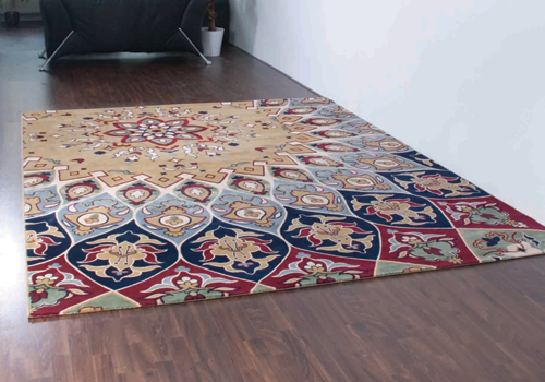 Persian Carpet by Studio Mango