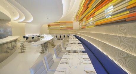 The Wright Restaurant by Andre Kikoski