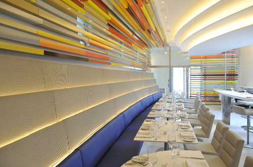 The Wright Restaurant by Andre Kikoski in main interior design architecture  Category