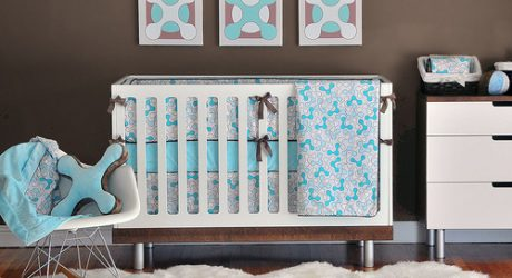 Inspired Crib Bedding