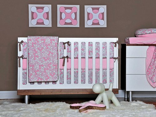 Inspired Crib Bedding in main home furnishings  Category