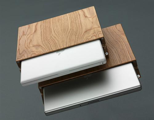 Wooden Laptop Case - Design Milk