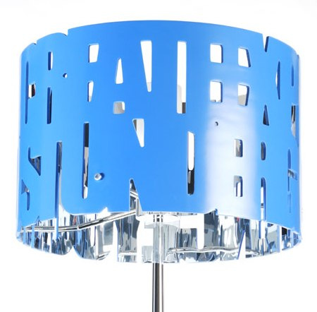 Camus Floor Lamp from Palette Industries